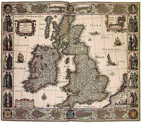 Understanding Engraved Maps
